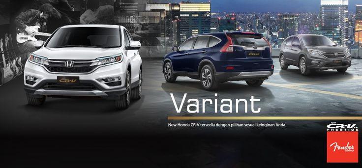 Honda CR-V :: Honda Indonesia