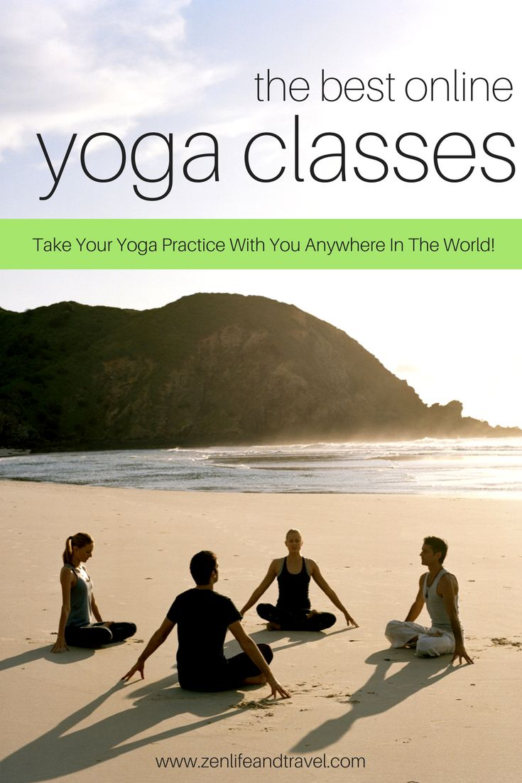 Take your yoga practice with you when you travel!  YogaDownload.com offers the best online yoga classes that can be downloaded to your tablet or laptop for yoga on the go.  You can also choose from dozens of FREE online classes too!