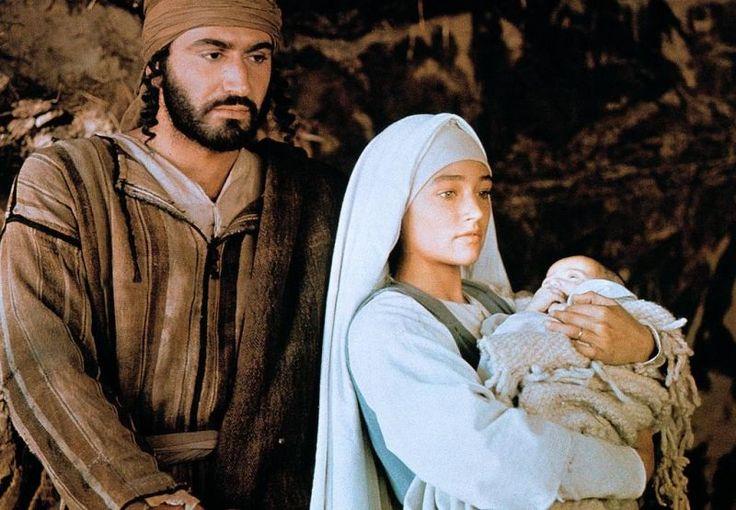 Olivia Hussey, Yorgo Voyagis, Jesus von Nazareth (1), Jesus von Nazareth, Jesus von Nazareth (4), Jesus von Nazareth (2), Jesus von Nazareth (3)