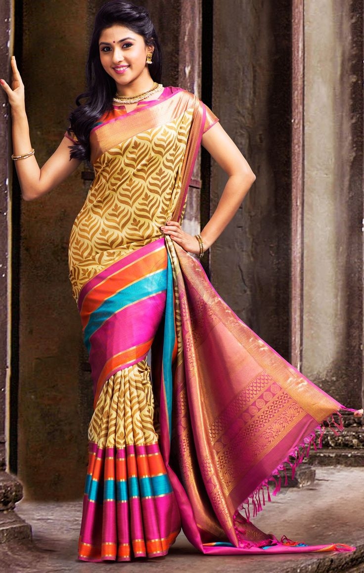 EXCLUSIVE TRADITIONAL DHOLA WEDDING COLLECTION,SILK SATIN MULTI COLOURED BORDER, AND BODY NAGASU SOBAR EMBOSE, ALSO COMES WITH MATCHING BLOUSE.