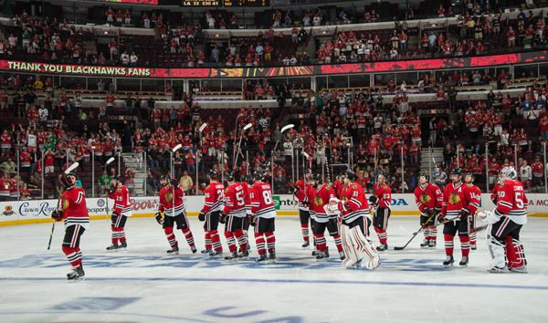 2014-15 Single Game Tickets - Chicago Blackhawks - Tickets