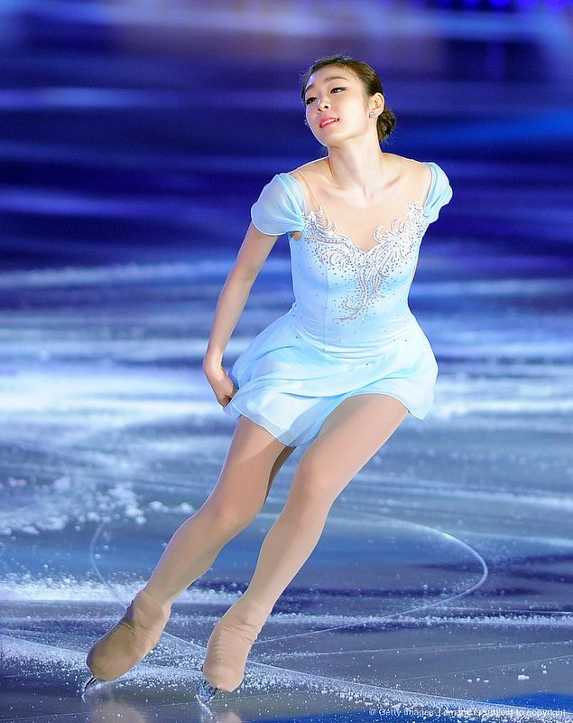 All That Skate 2014 / Figure Skating Queen YUNA KIM | Sports ...