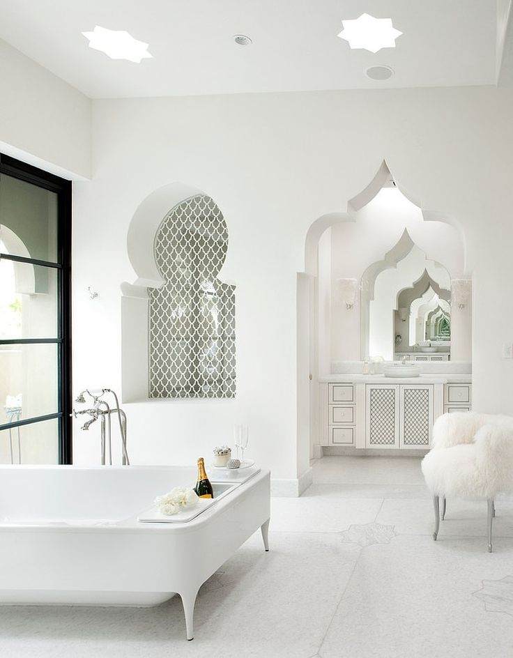 Casbah Cove By Gordon Stein Design GREAT TUB World Style Home Decor And Interior Decorating Ideas