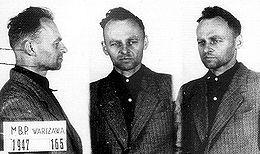 Witold Pilecki na zdjęcia MBP