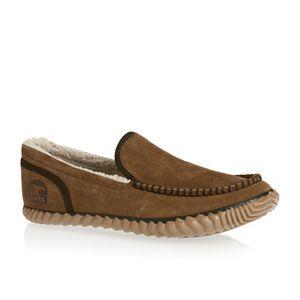 Sorel Slippers - Sorel Dude Slippers - Grizzly Bear