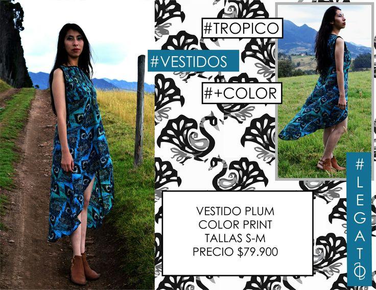 Increíbles Vestidos de $79.900 con apliques manuales!!!  Que esperas para ver toda muestra nueva colección!!!  Envíos sin costo en Bogotá y pagos contra entrega!!  #newcolection #nuevacoleccion #hechoencolombia #bogota #vestidos #dress #woman #print