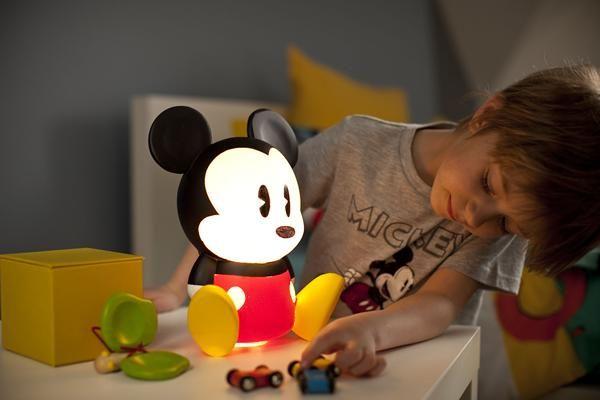 Lámparas infantiles de  Disney