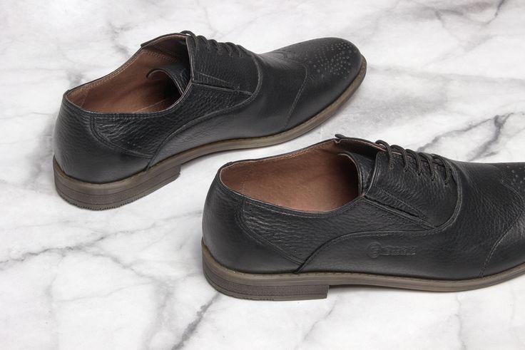 Weekend Essentials | Элегантное решение для идеального вечера.   Туфли броги кожаные - 4 599 ₽   #mfilive #shoes #AW16