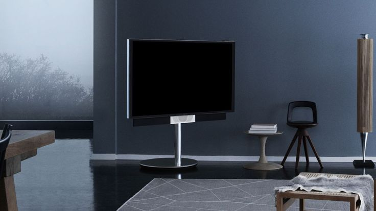 Bang & Olufsen's Beovision Avant 4K TV is the ultimate background blender | B&O's Ultra HD set likes to move it, but blends in when put to bed. Buying advice from the leading technology site