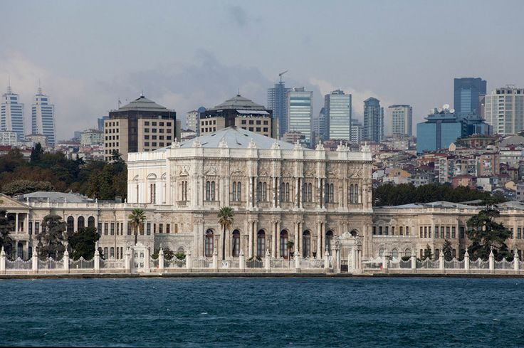 Dolmabahce Palace - Istanbul, Turkey | 22 Majestic Old Buildings Completely Dominating Modern Skylines