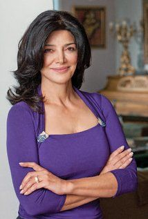 Jaqueline Sitta (she dropped Waldeburg after the scanda, Sitta is her maiden name), Age 50, Caste 2, Reality TV Star, Face Claim: Shohreh Aghdashloo - Macaria's mother