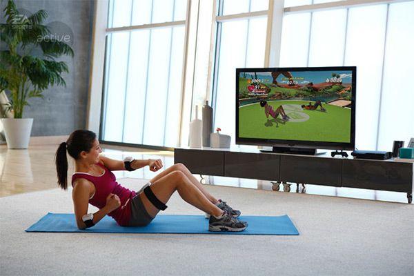 Xbox Kinect Fitness #spon