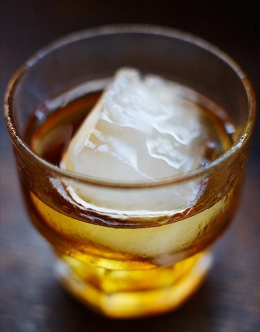 Whiskey Old Fashioned - Invented simply to disguise bootleg whiskies, a few dashes of bitters and a twist are the best way to smooth out a whisky and bring out the residual sweetness.