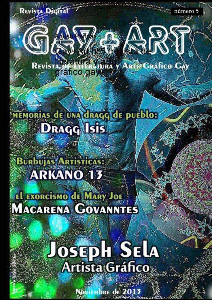 Revista de literatura y arte gráfico gay. Gay+Art es un proyecto de auto promoción para escritores, poetas, ilustradores, creadores de cómic y artistas en general que sean gays, lesbianas, transexuales o heterosexuales que incluyan en su obra referencias al mundo homosexual en positivo. Aquí tenemos su flamante número 5. - See more at: http://www.comicsquare.com/es/comic/gayart-5#sthash.1ODHQoi3.dpuf