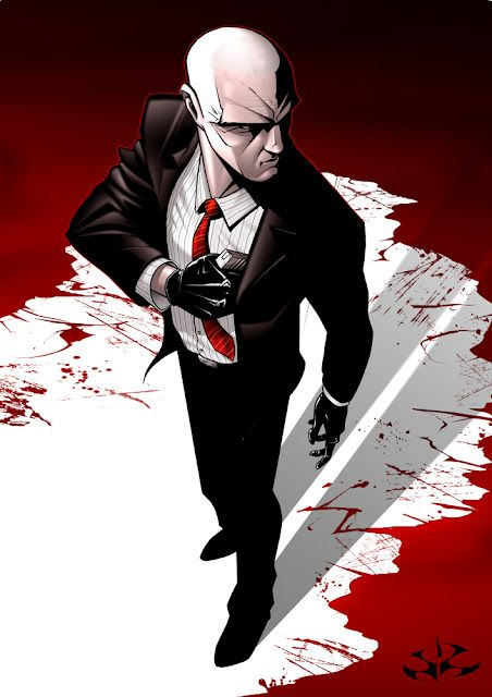 Agent 47 - Hitman Games Posters