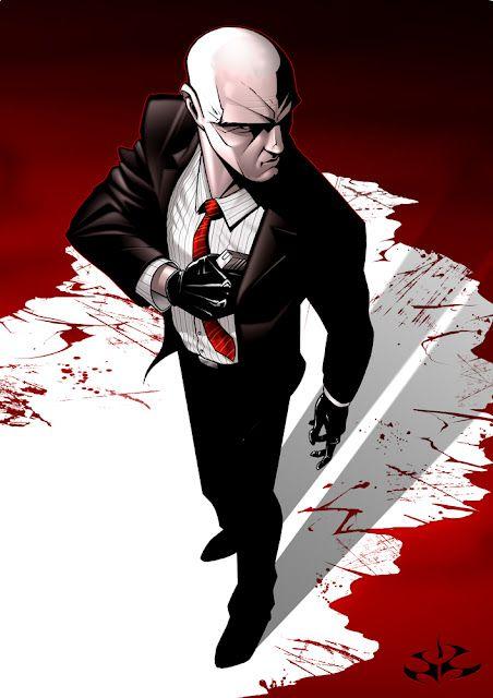 Agent 47 - Hitman  TusJuegos.com