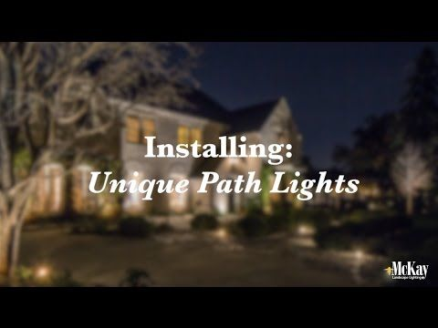 Looking for an unique alternative to the traditional path light? Learn more about our new fixture at https://www.mckaylighting.com/blog/fixture-spotlight-unique-path-lights