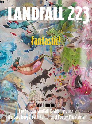 Landfall 223 Fantastic Otago University Press, New Zealand