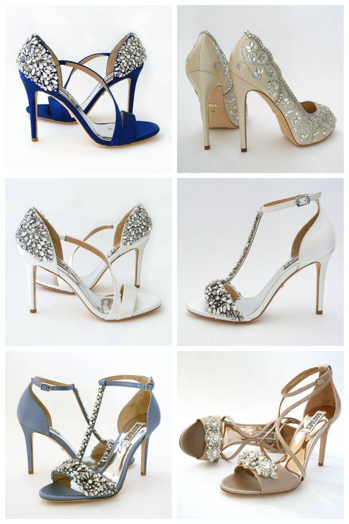 Bridal shoes, Wedge wedding shoes