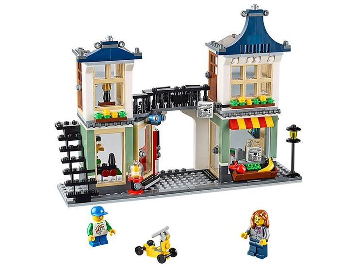 Toy & Grocery Shop (31036)