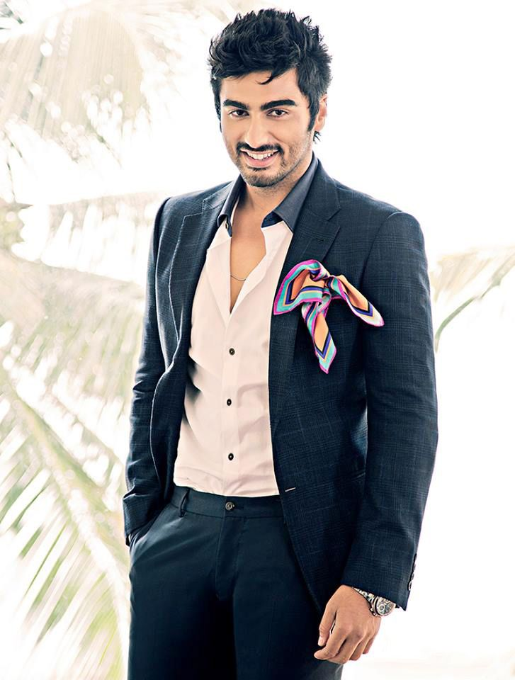 Arjun Kapoor -is an Indian actor who appears in Hindi films. He is the son of film producer Boney Kapoor. Kapoor made his acting debut in Habib Faisal's romantic drama Ishaqzaade.