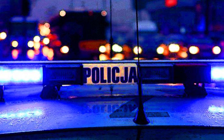Policja strzela do dzieci!