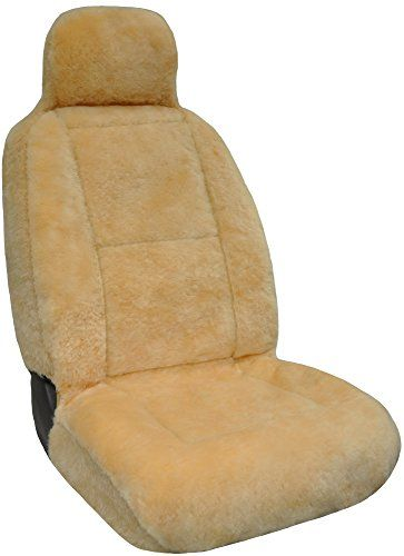 Eurow Sheepskin Seat Cover New XL Design Premium Pelt  Champagne >>> Click image for more details.Note:It is affiliate link to Amazon.