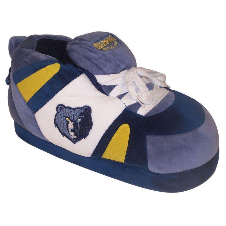 Comfy Feet NBA Sneaker Boot Slippers - Memphis Grizzlies - MGR01LG
