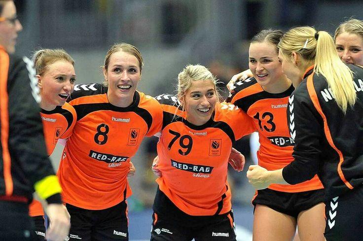 What a team - handball dutch
