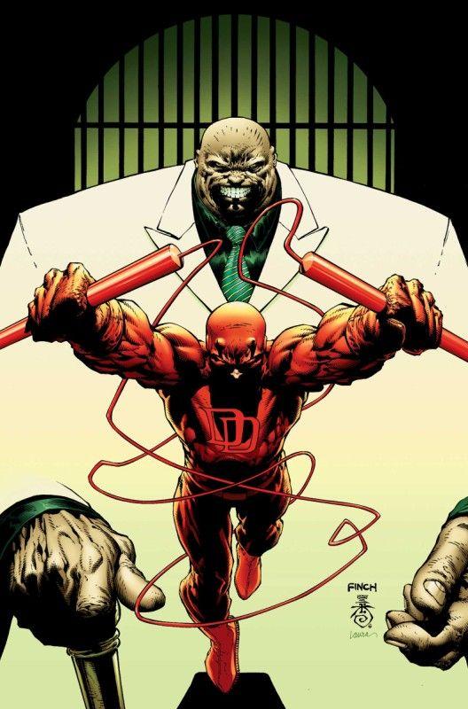 Kingpin & Daredevil