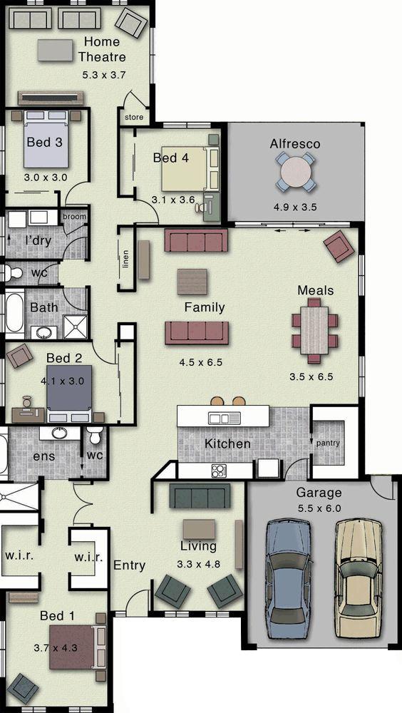 Dakota 302 - Home Design