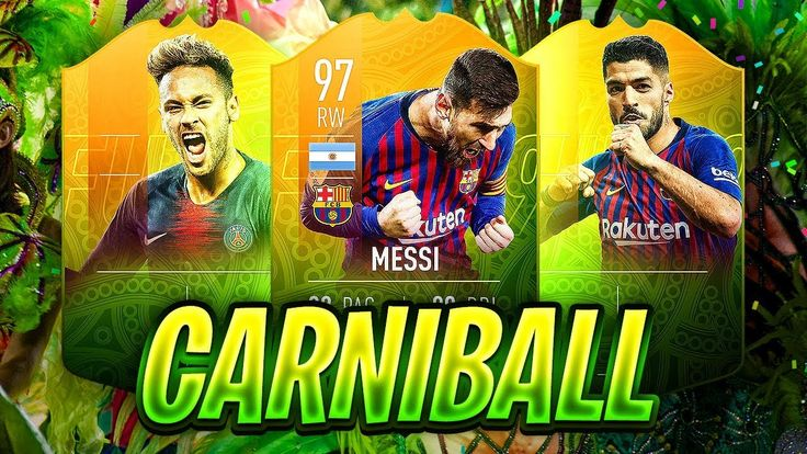 WHAT IS CARNIBALL? NEW PROMO COMING! FIFA 19 Card design