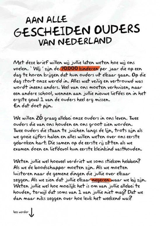 Aan alle gescheiden ouders van Nederland. Villa-Pinedo-open-brief-14-09-2012-549x775