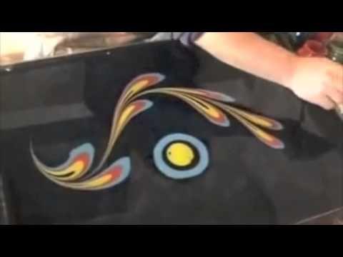 Quieres aprender a pintar en agua? - YouTube