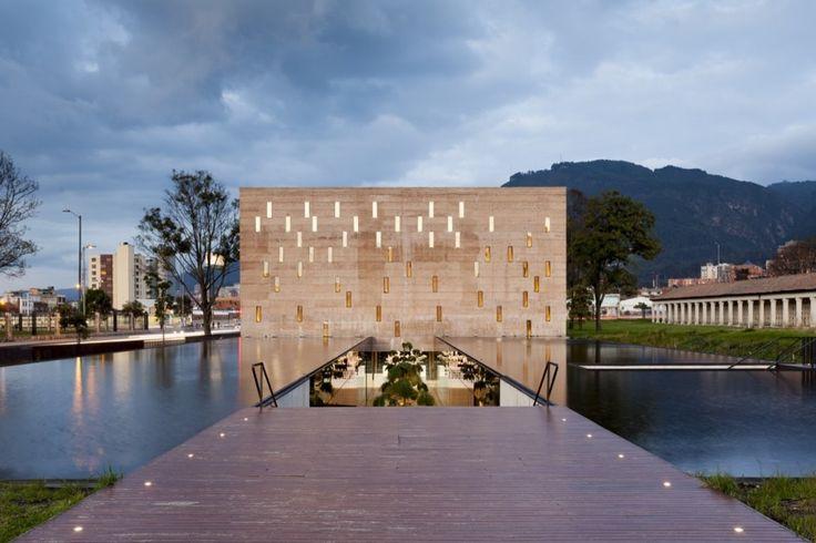 Memory, Peace and Reconciliation Center / Juan Pablo Ortiz Arquitectos