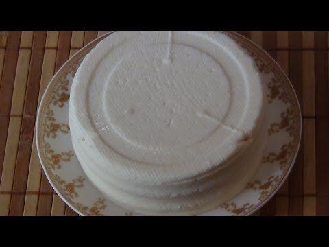 Домашний сыр (проверенный рецепт). - YouTube