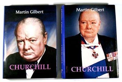 CHURCHILL tom 1 + tom 2 - Gilbert