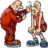 """""""EL SABIO LOS ESCUCHA Y AUMENTA SU SABER..."""" (Proverbios 1:5) Nunca alcanzarás tu máximo potencial sin un buen entrenador. Es imposible. Puedeque seas bue"""