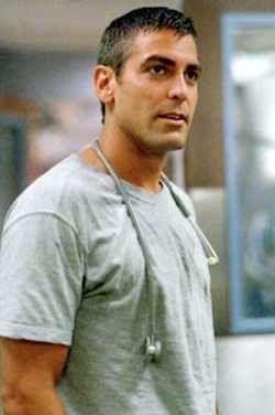 Dr. Doug Ross (George Clooney) on ER #georgeclooney #ERDOX