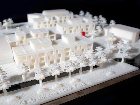 How 3D Printed Visualization Helps Architects Improve