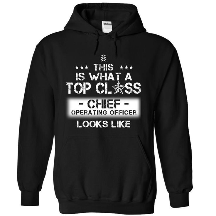 This Is What A Top Class Chief Operating Officer Looks Like TShirt