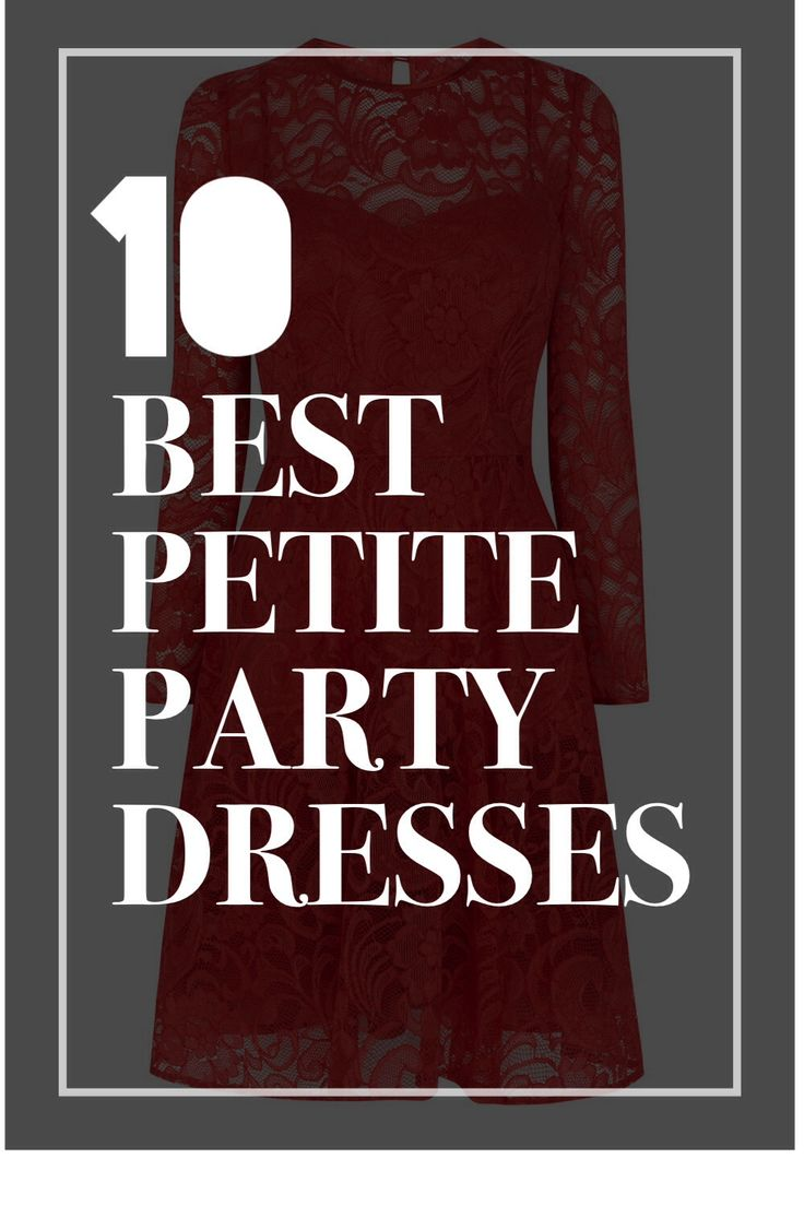 10 Best Petite Party Dresses Check it out! There are some good options for your New Years Eve