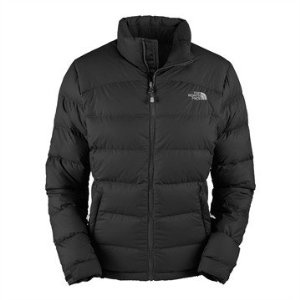 The North Face Womens Nuptse 2 Jacket, Black, medium