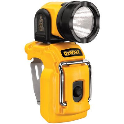 Light up your work area with this super bright and compact Dewalt work light. | JB Tool Sales