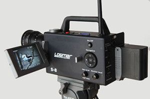 Logmar super 8 film camera made by a Danish company. founded in 2009 Logmar are looking to produce the worlds best super 8 film camera, Avail in North America from Pro8mm, Burbank