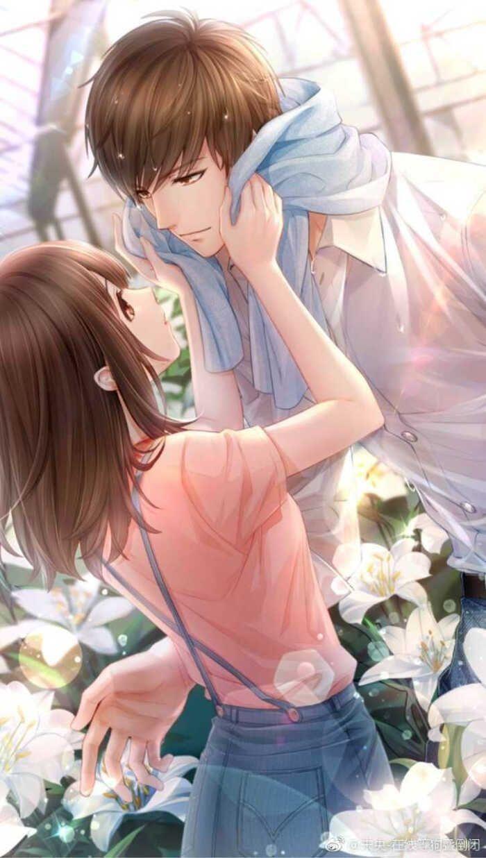 Kumpulan Anime Romance Ini Cocok Untuk Ilustrasi Story Di 2020 Seni Karakter Animasi Pasangan Animasi