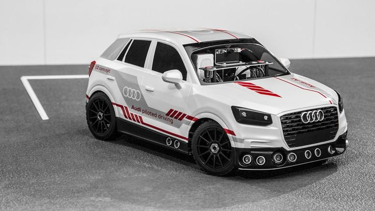 Audi Q2 'deep learning concept' explores possibility of self-learning intelligent parking technology