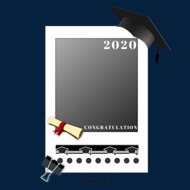 Graduation Certificate Commemorative Border Graduation Anniversary Frame Png Transparent Clipart Image And Psd File For Free Download Decoupage Wedding Commemoration Free Graphic Design