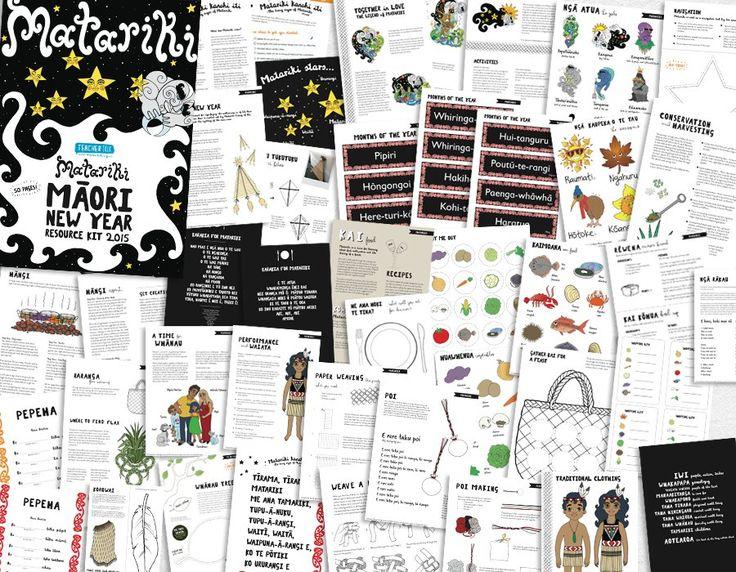 Matariki Resource Kit 2015