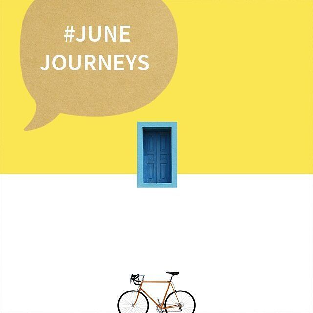 Hey everyone. It is June! Time for a change of scene. We found that beautiful image by @katetheo79 which expresses a bit of what we expect from this bright summer month. What are your plans - travelling or exploring the hidden places that are around you? Here or there? We are interested in your #junejourneys this month, wherever they lead you. And the bright yellow is the first hint we give - there is going to be a give-away again for the featured image with the most likes - and we teamed up…